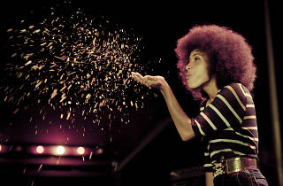 Esperanza Spalding: A Night for Freedom with Bobby McFerrin, Gretchen Parlato and more