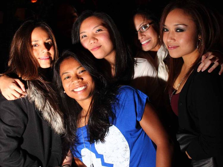 Photos: Glossy Thanksgiving Eve