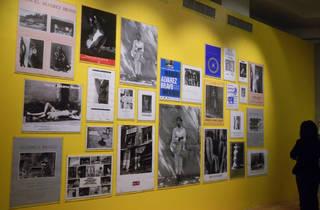 Última sala de la exposición  (Foto: Octavio Cárdenas)