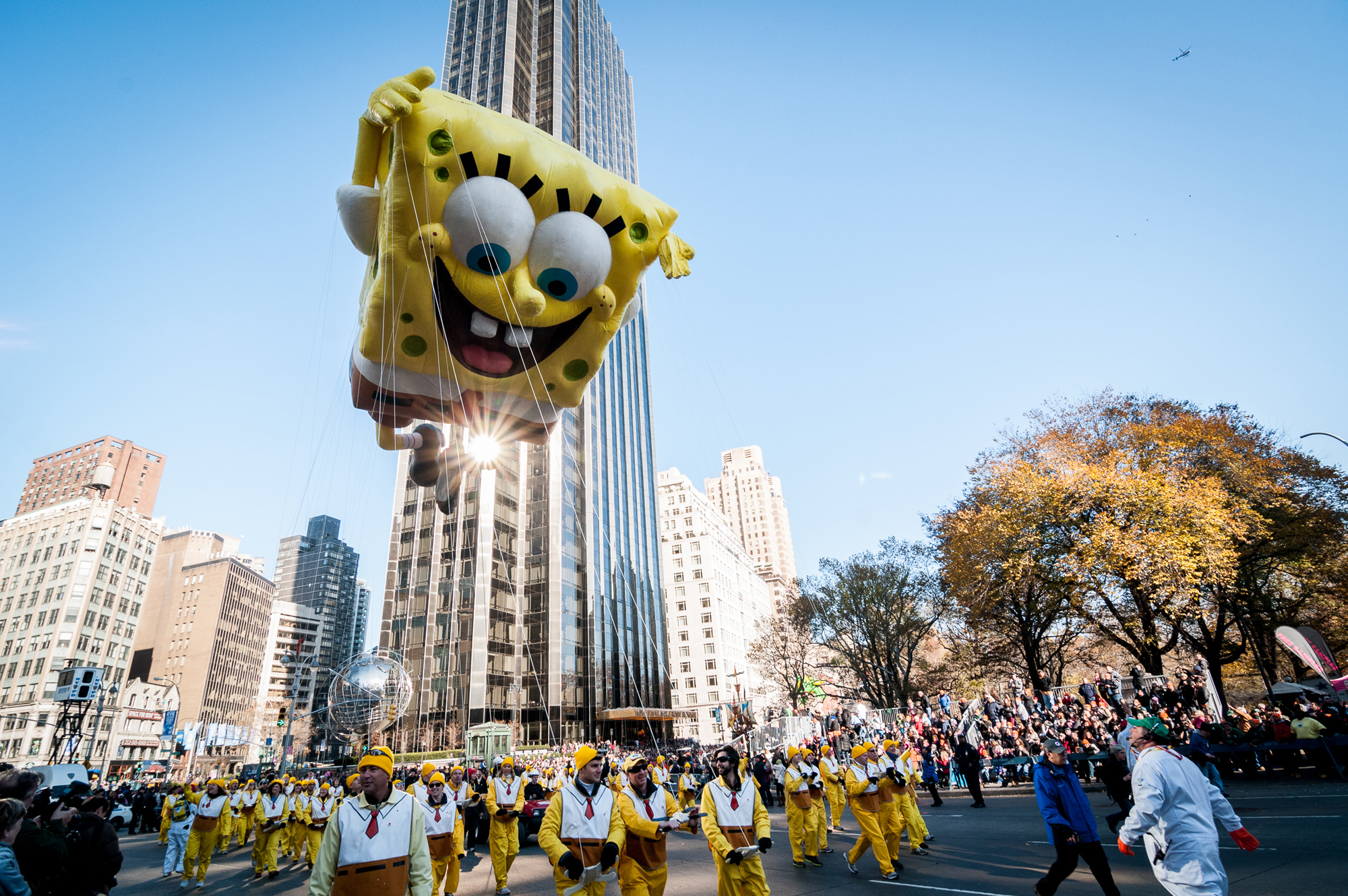 Photos: 2012 Macy's Thanksgiving Day Parade (2012)