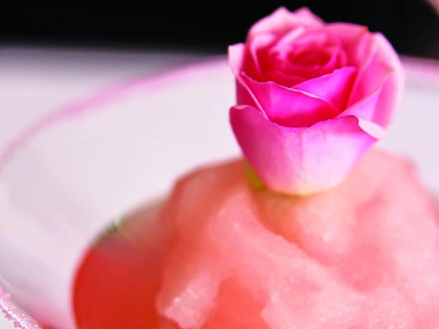 Sorbete de rosas (Ariette Armella)
