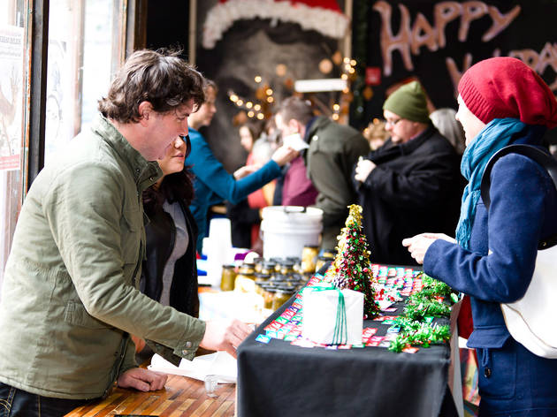 Brooklyn Craft Central's Fifth Annual Holiday Market