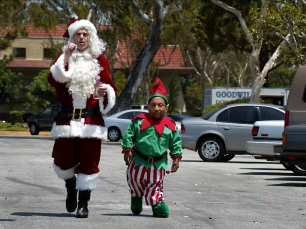 Bad Santa 2004 Directed By Terry Zwigoff Film Review
