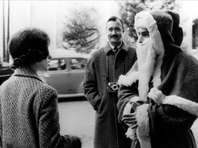 Le père Noël a les yeux bleus (1966)