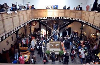 Wonder Vintage Market  (© Laura Frangi - Lafrange.net)