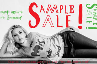 Creative Growth for Everybody Sample Sale