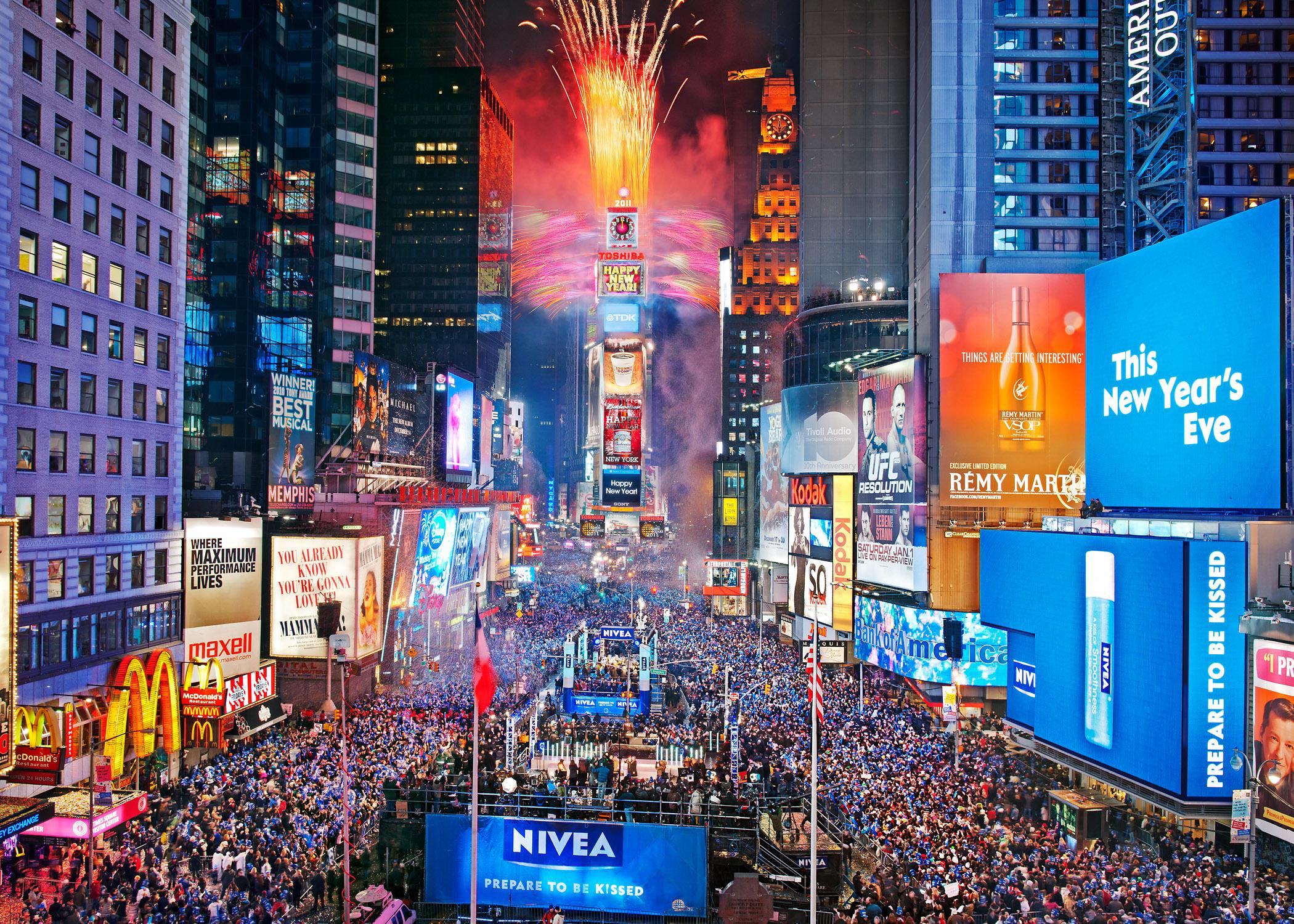Nouvel An : les plus belles fêtes dans le monde