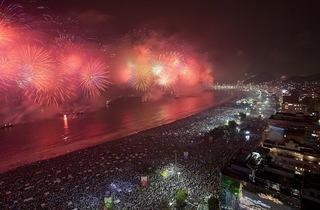 Réveillon do Brasil !