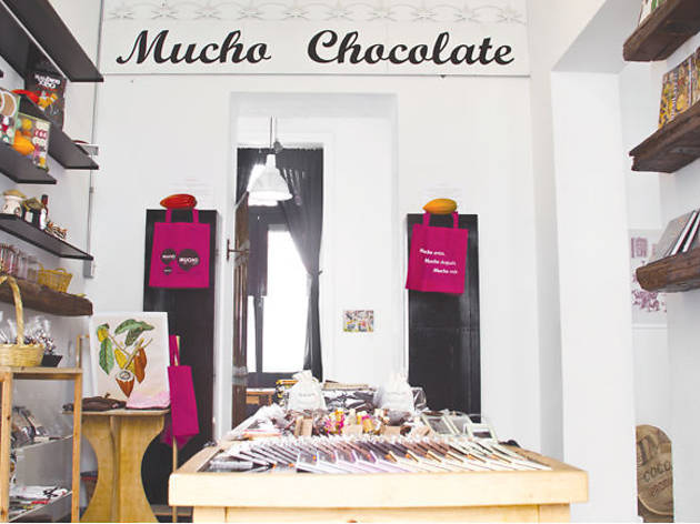 Taller de chocolate. MUCHO Mundo Chocolate