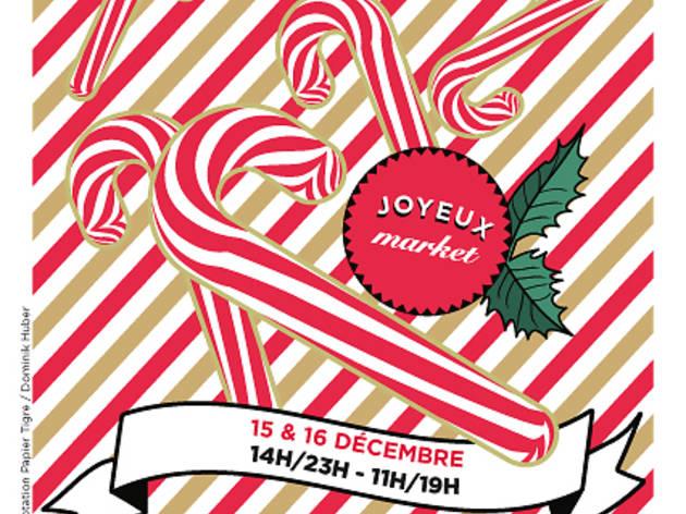 Joyeux Market, le marché de Noël du Wanderlust
