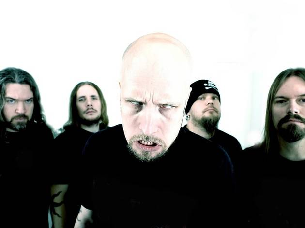 Meshuggah + Decapitated + Dc Murdoc