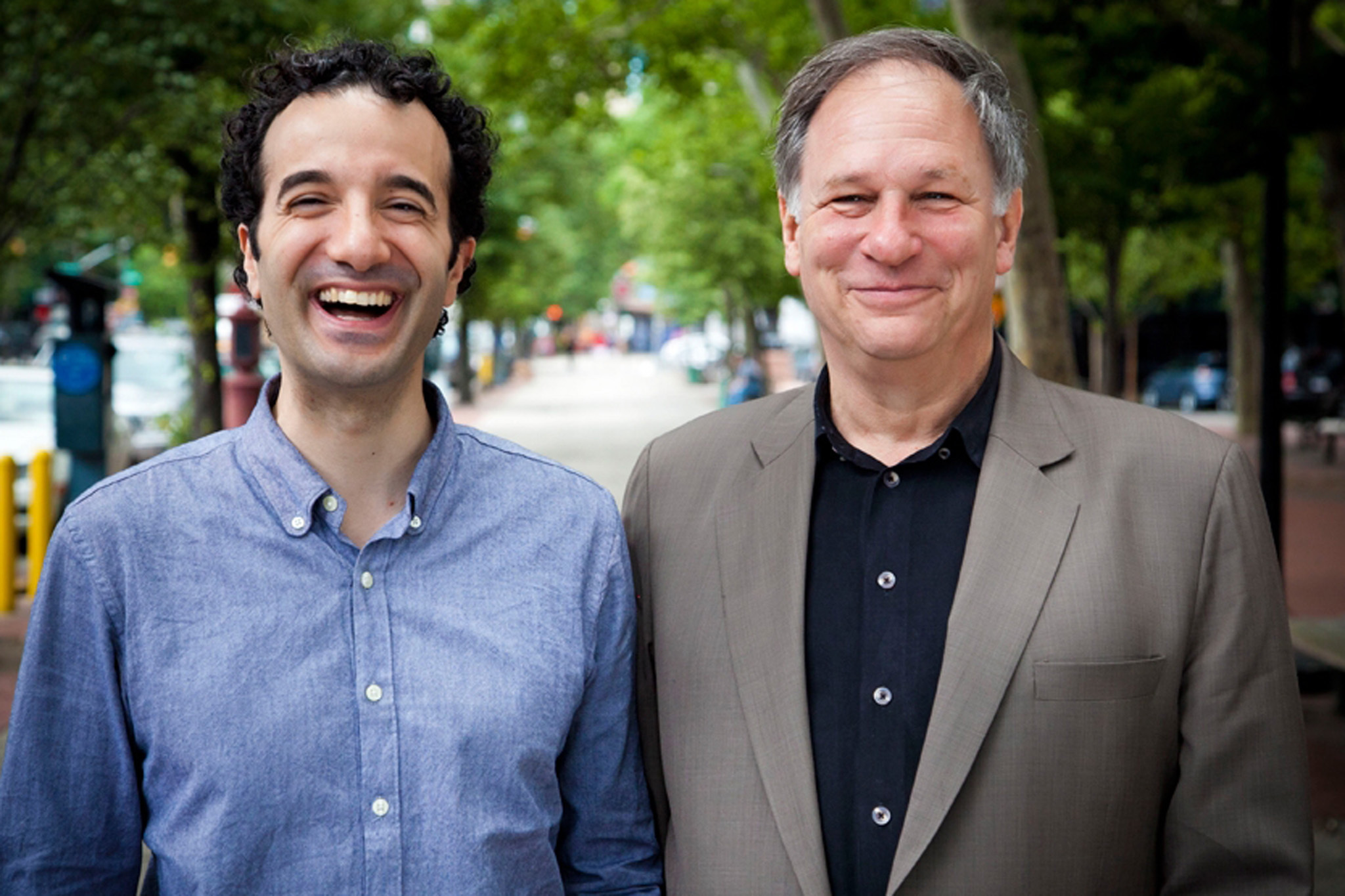 Selected Shorts: An Evening with Radiolab