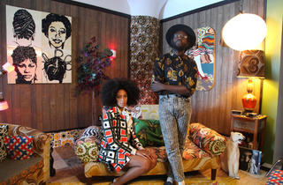 Solange + Petite Noir + Cable + My Midnight Heart
