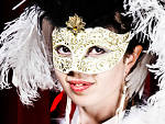 New Year's Eve parties in New York: The Black and White Masked Ball