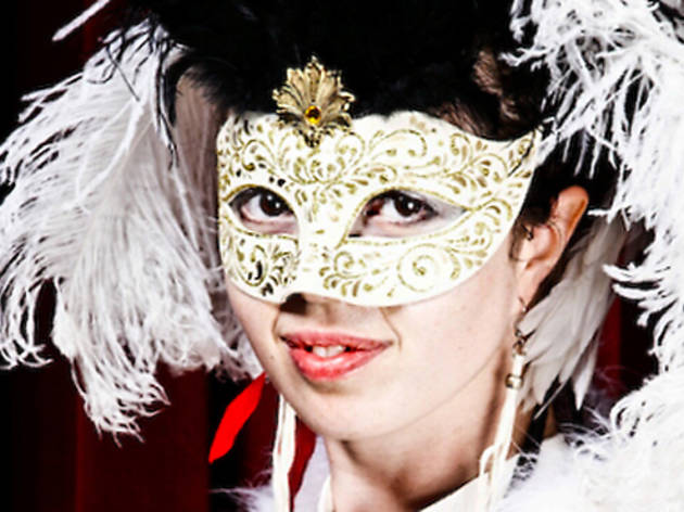 The Black and White Masked Ball