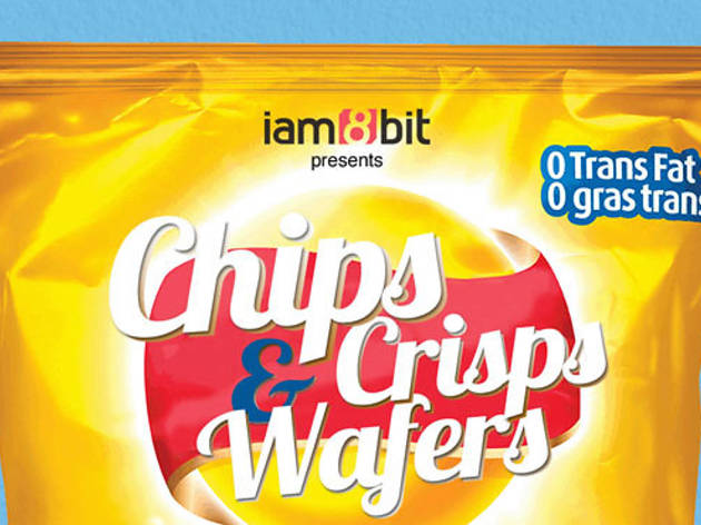 Chips, Crisps & Wafers