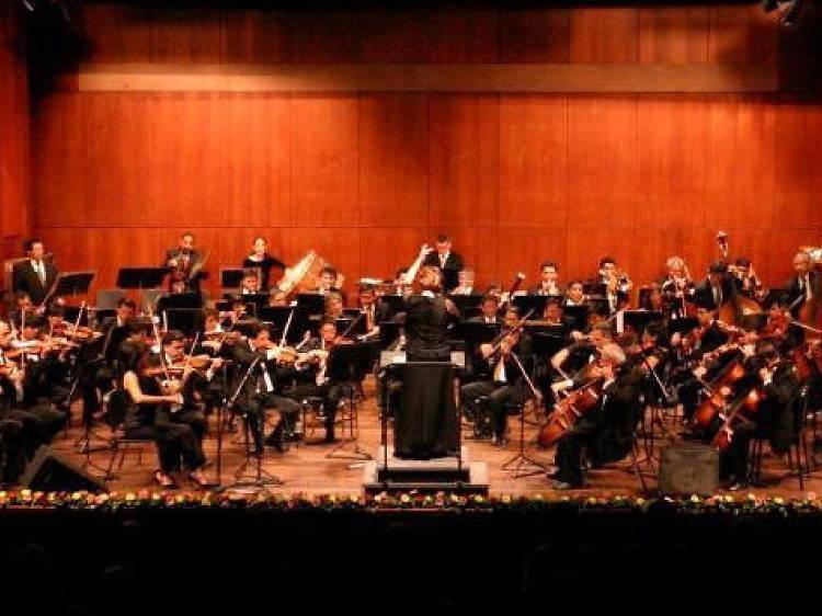 Concierto sinfónico: Uniendo Continentes