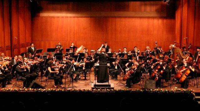 Concierto navideño de la Orquesta Sinfónica Nacional