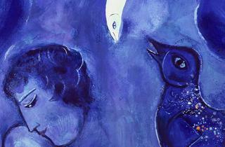 5/ Chagall (• Quand ? Du 21 février au 21 juillet / • Où ? Au musée du Luxembourg, 19 rue de Vaugirard, 6e)