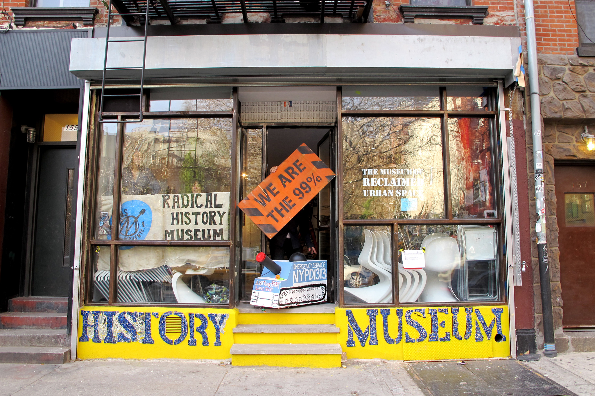 Image result for museum of reclaimed urban space