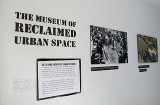 (Photograph courtesy Museum of Reclaimed Urban Space)