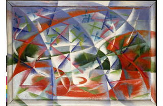 """Inventing Abstraction, 1910-1925"""