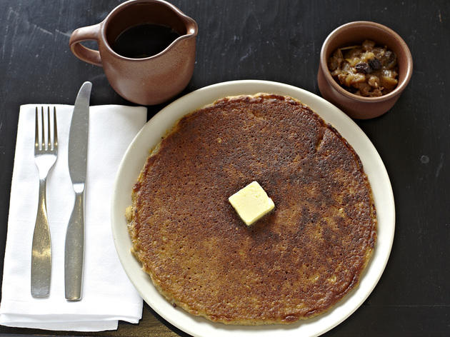 The best pancake brunch dishes