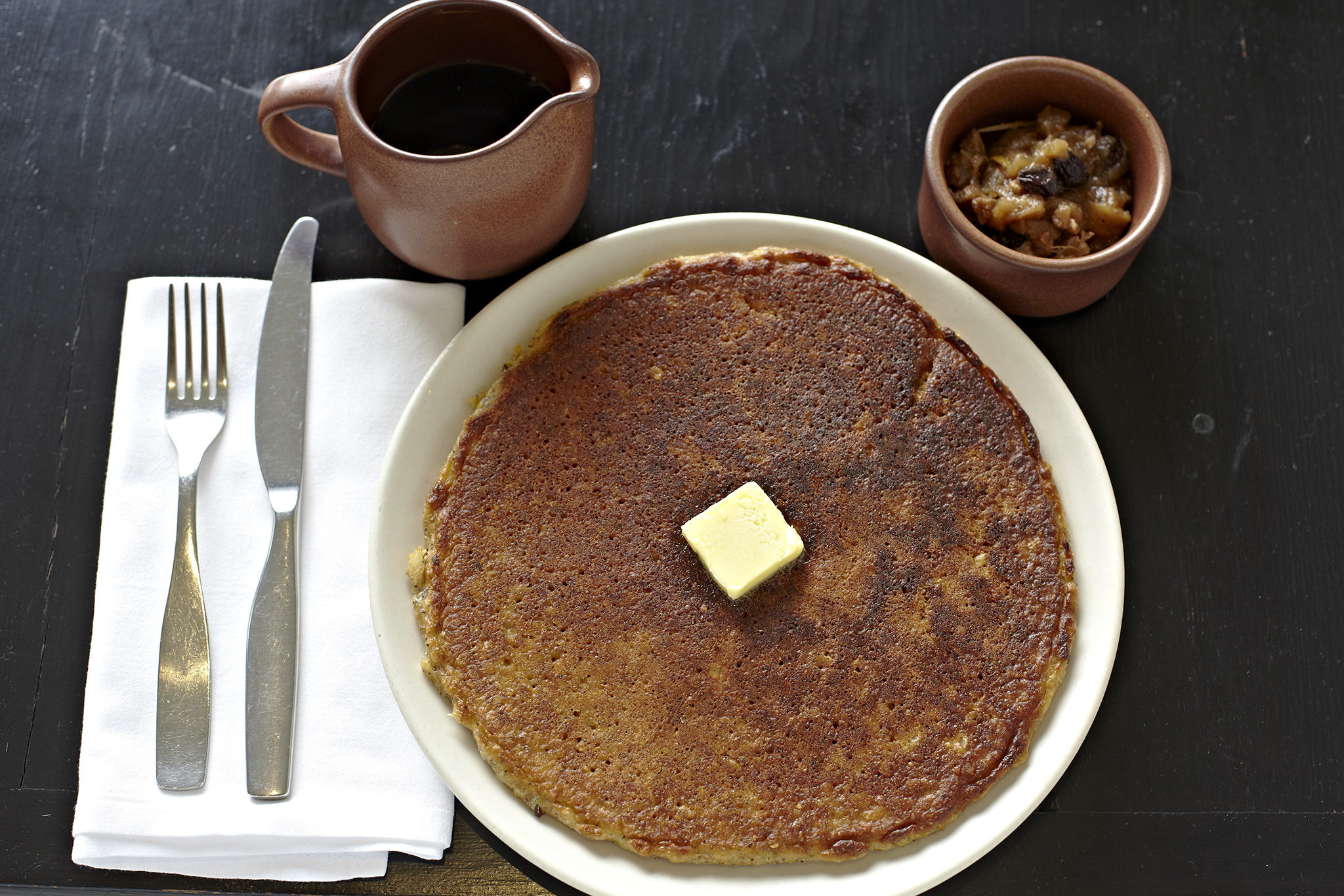 Best brunch restaurants for pancakes