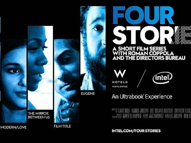 Four Stories Premiere