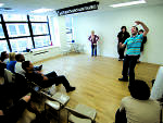 Self improvement guide 2013: Try an Improv 101 class at UCB Training Center