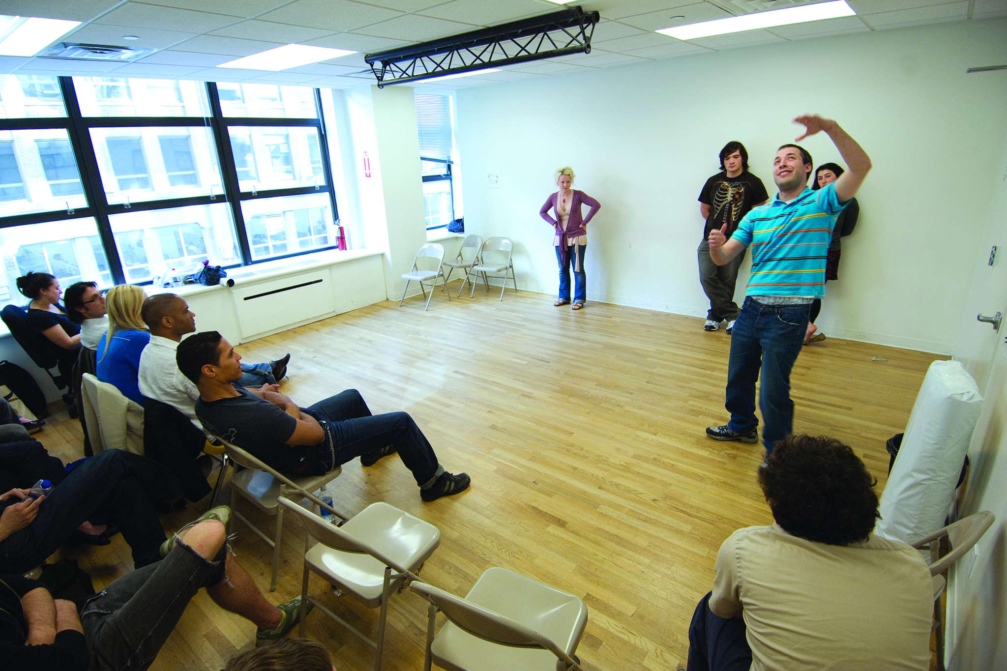 Improv 101 at UCB Training Center