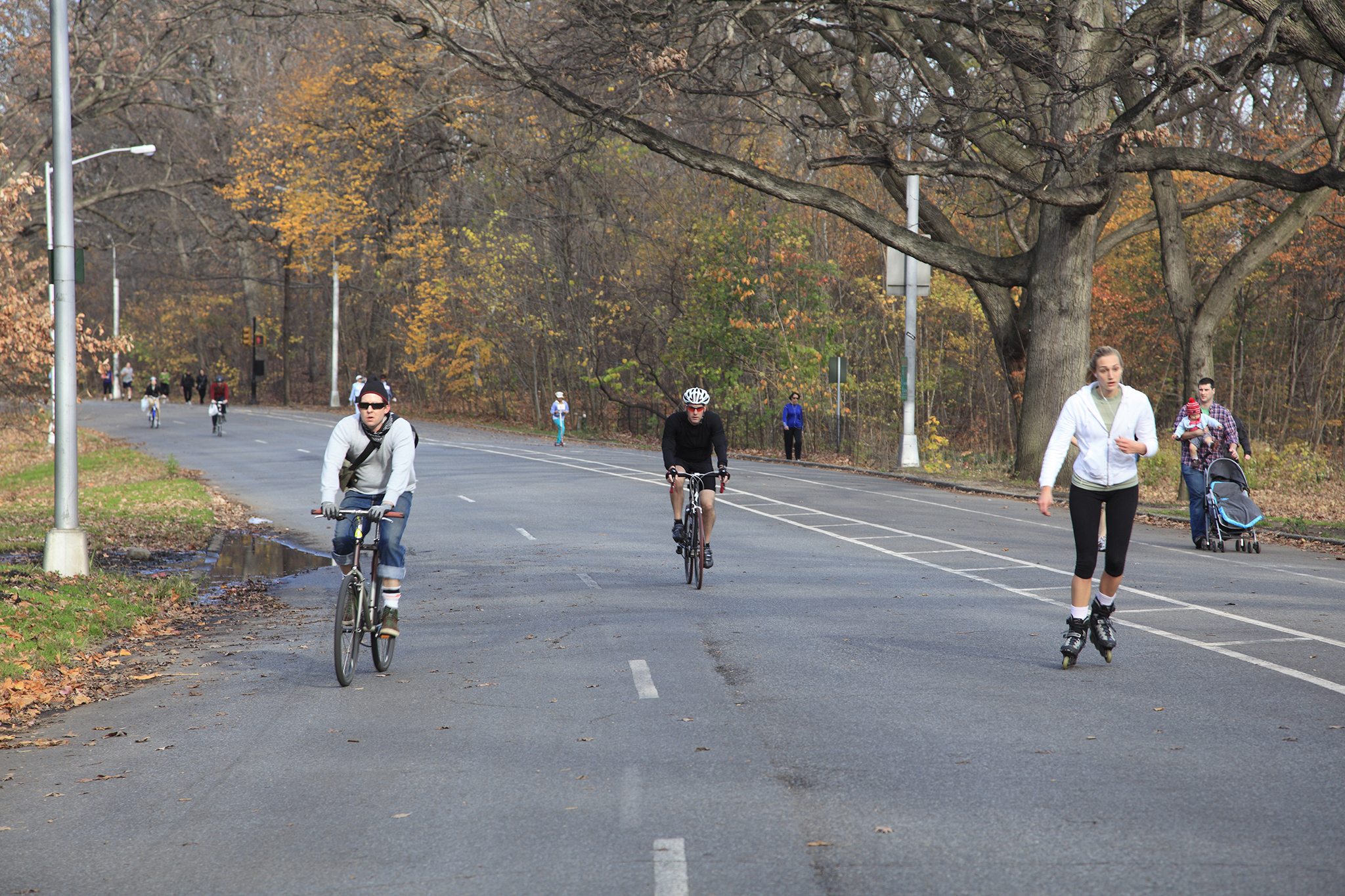 Cycle in Prospect Park