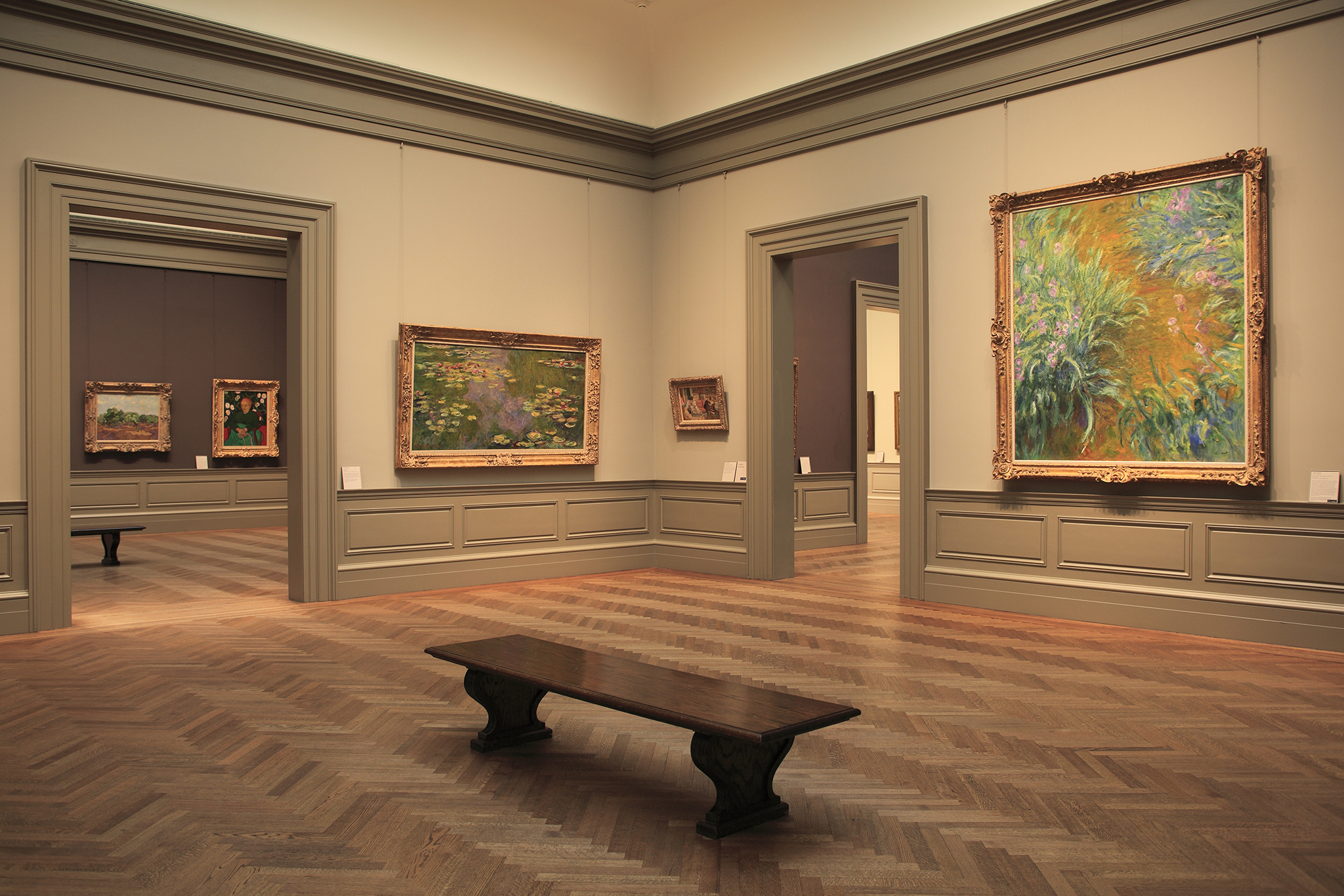 Best art museums in america including moma for Metropolitan museum of art exhibitions