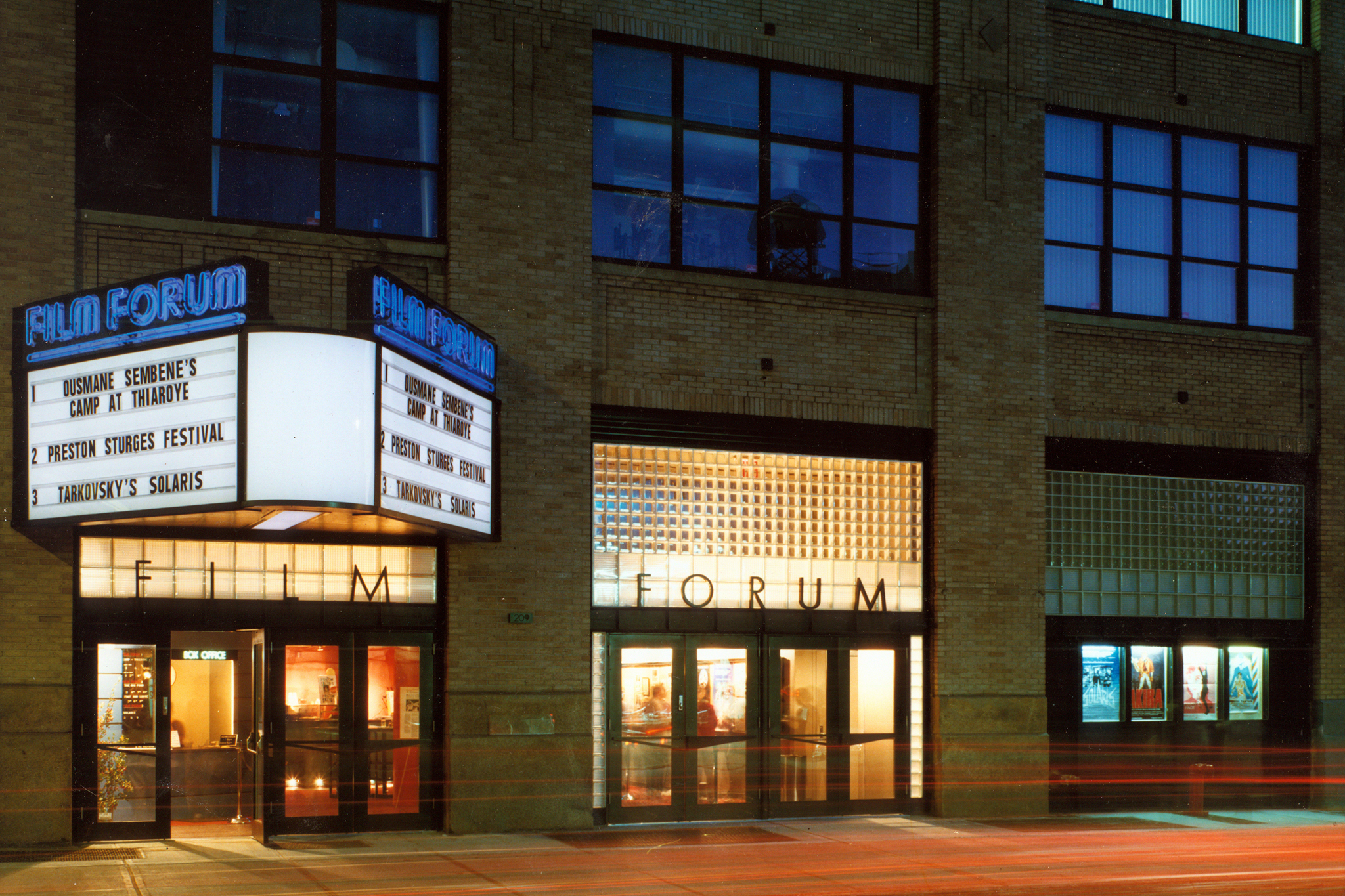 The best NYC movie theaters