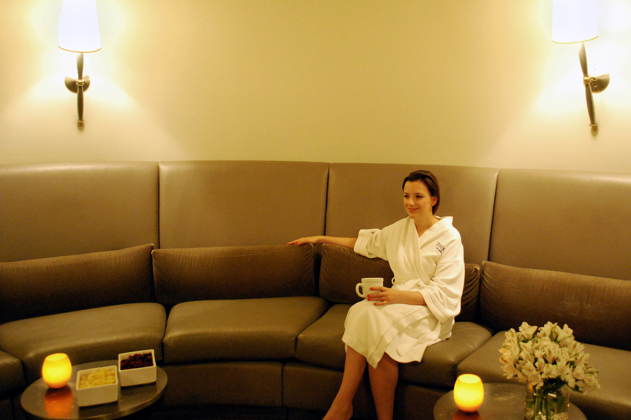 Pamper yourself at Oasis Day Spa