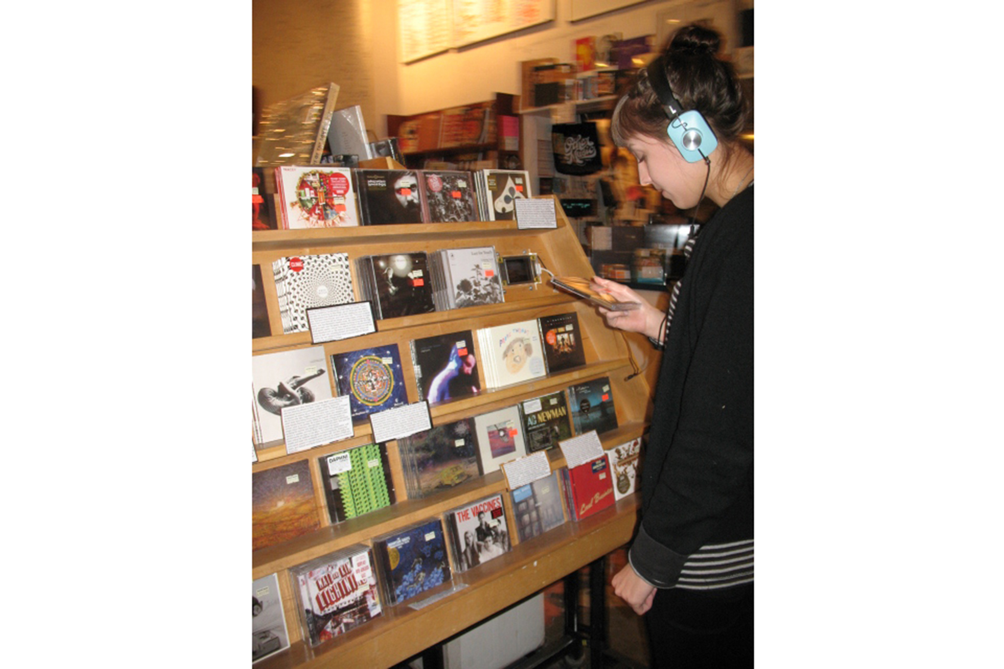 Dig through the crates at Other Music