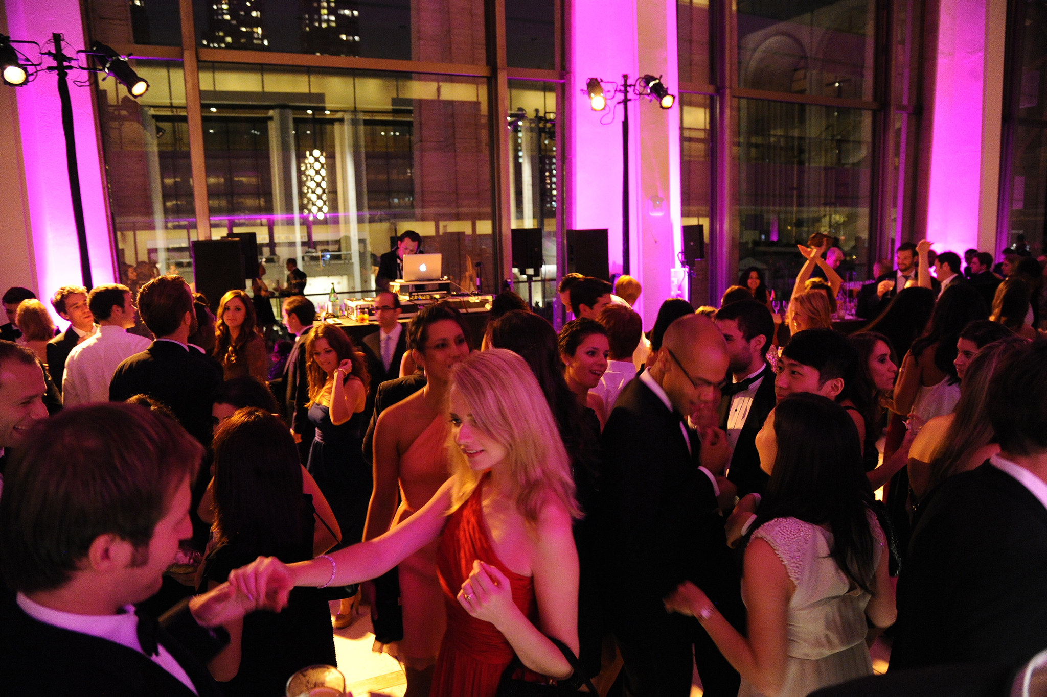 The Young Patrons of Lincoln Center