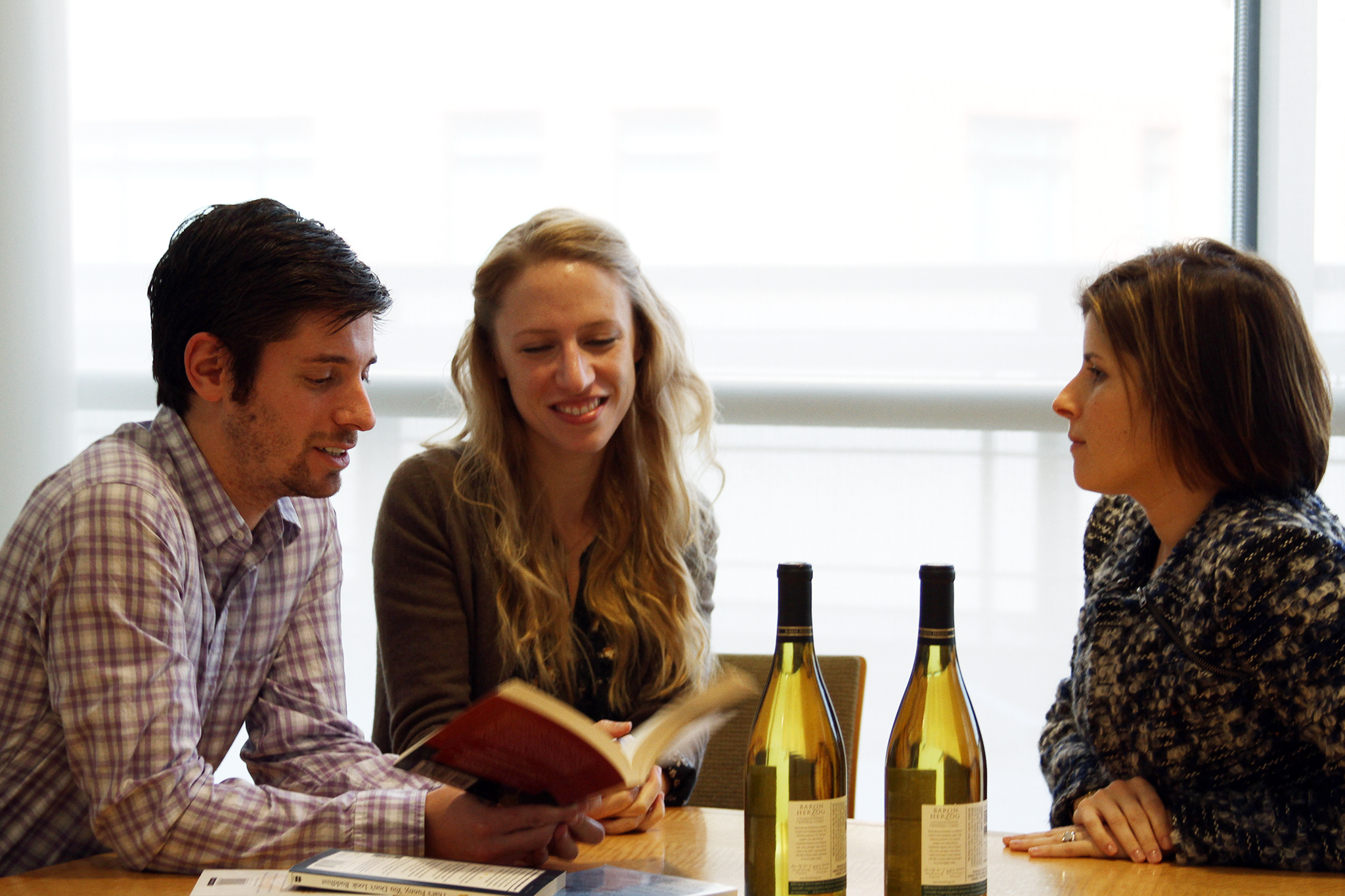 Young Professionals Book Club & Dinner