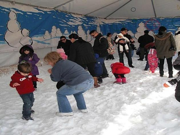 Snow Days at the Kidspace Children's Museum