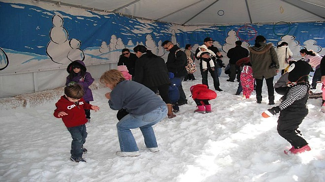 Snow Days at Kidspace