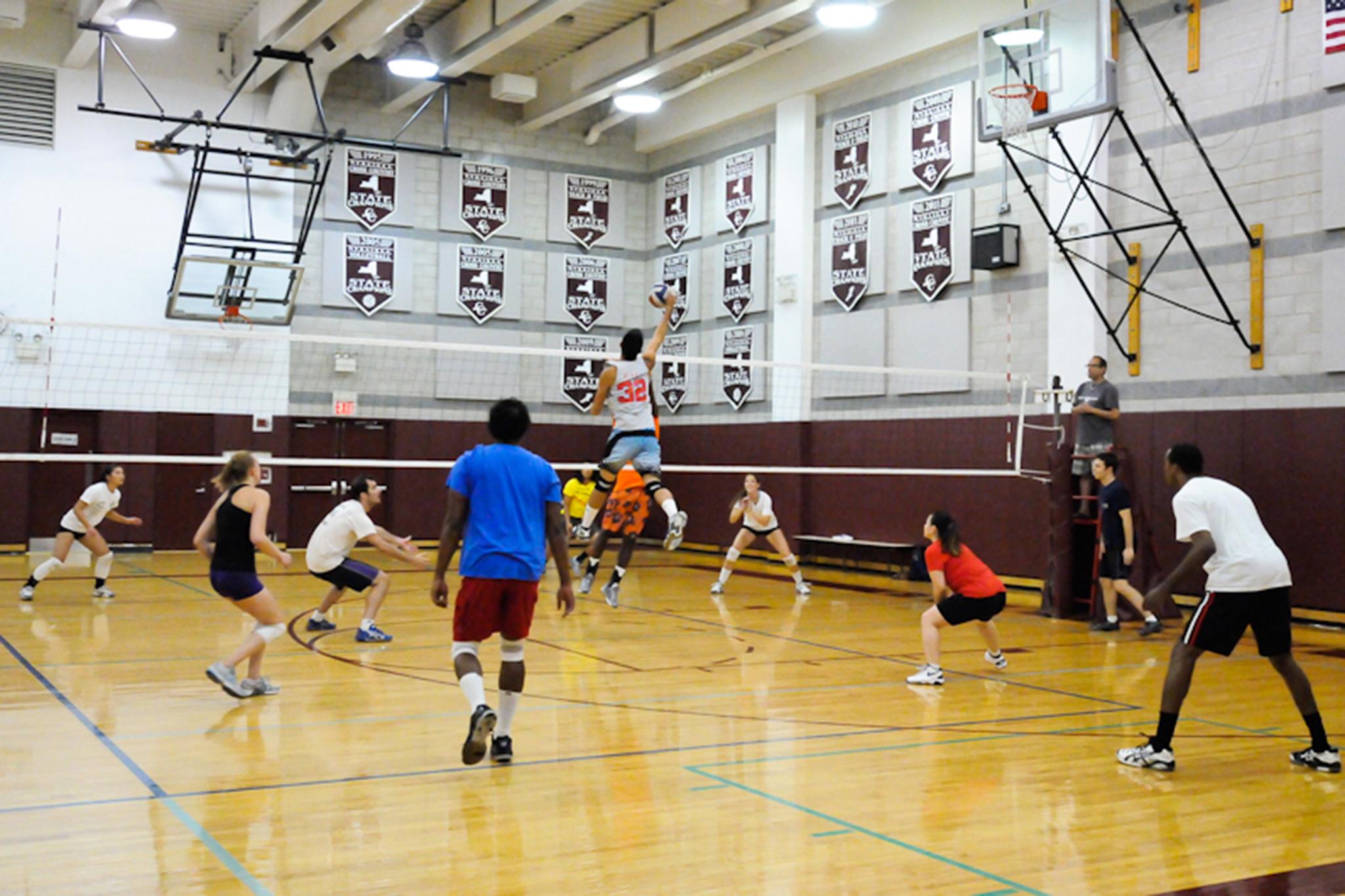 New York Urban Professionals Athletic League