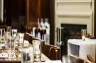 The Great British Mayfair Fish & Chip Restaurant