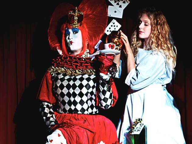 Alice in Poundland