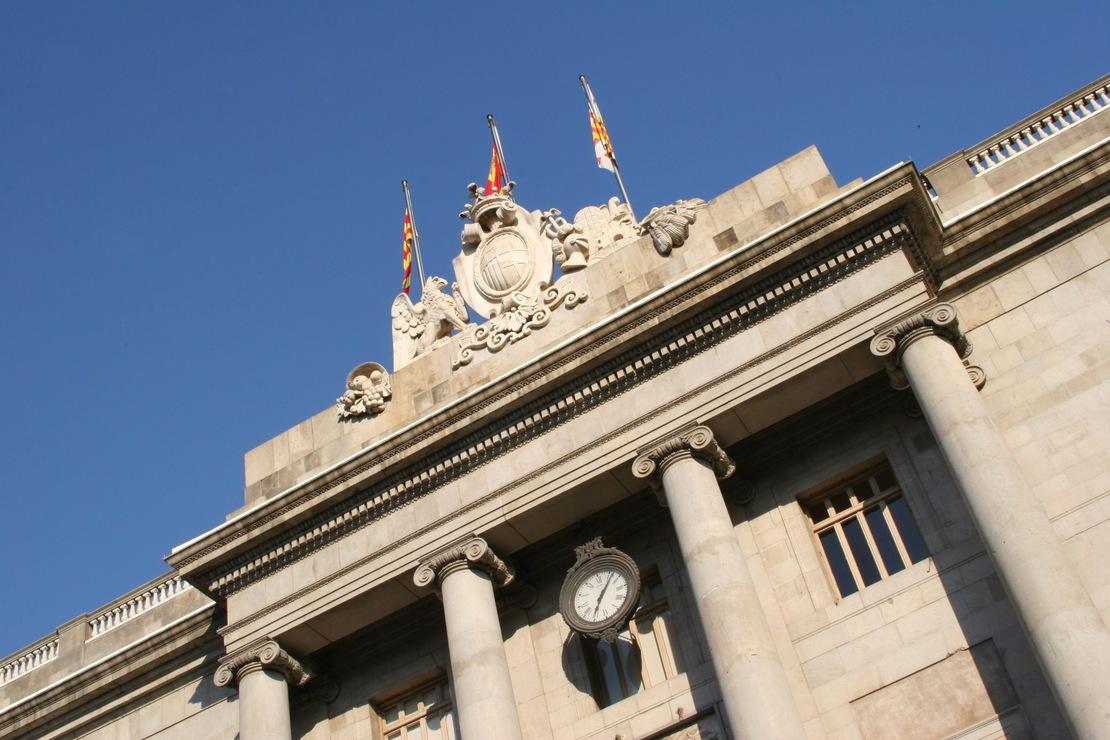 Open house at the Ajuntament de Barcelona