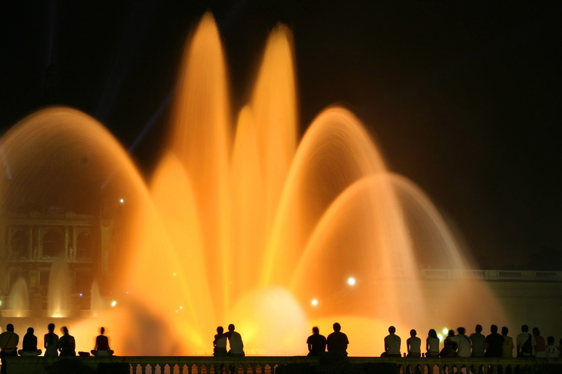 Montjuïc Magic Fountain
