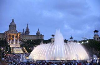 Font Màgica de Montjuïc (Montjuïc Magic Fountain)