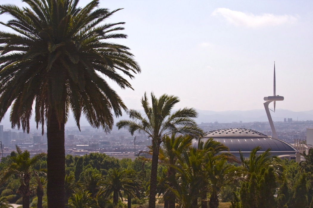 Climb up the magical Montjuïc