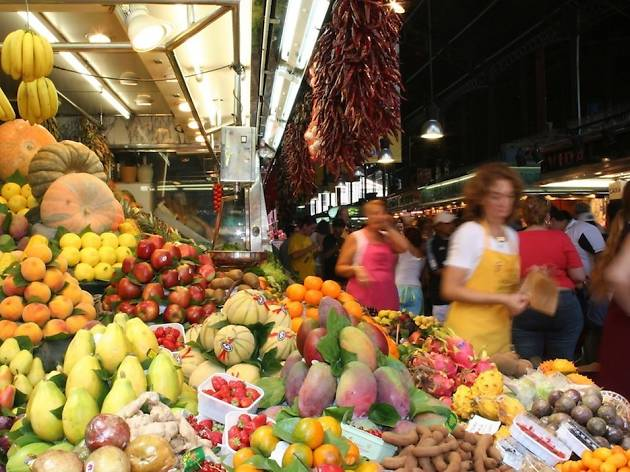 Barcelona markets: The top ten