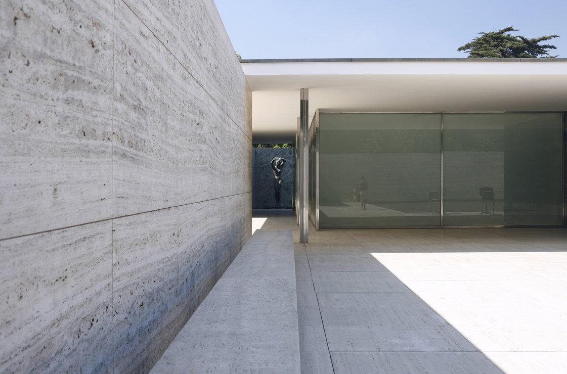 5 petjades de la Bauhaus a Barcelona