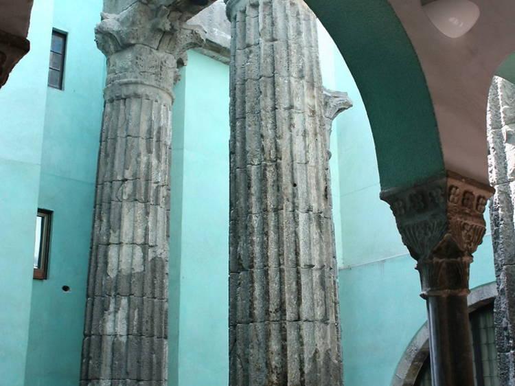 Temple romà d'August